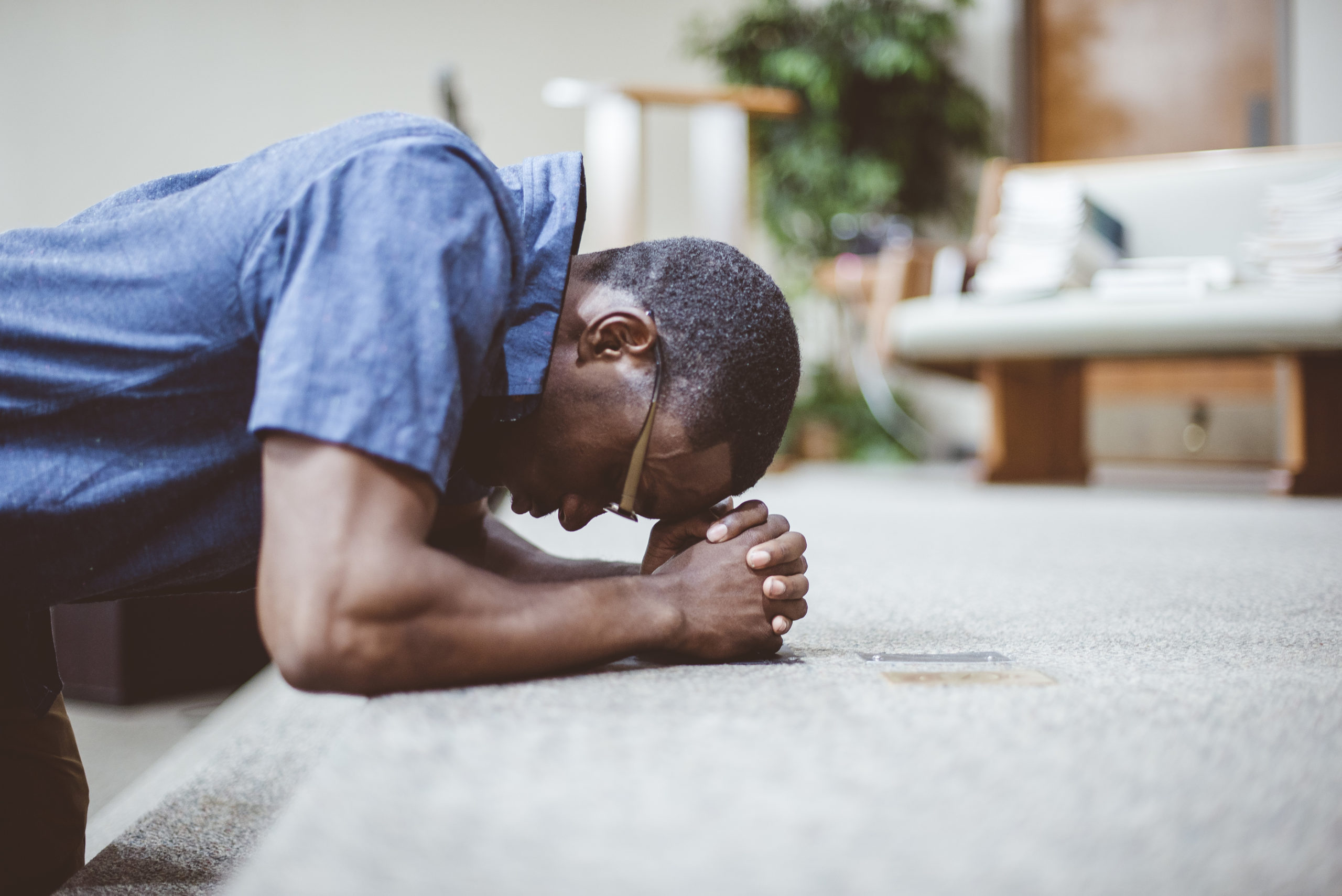 ABCS Weekly Devotional: Intercession
